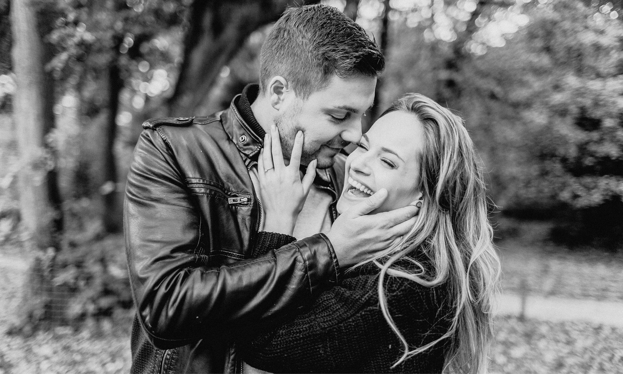 Engagementsession in Muenchen